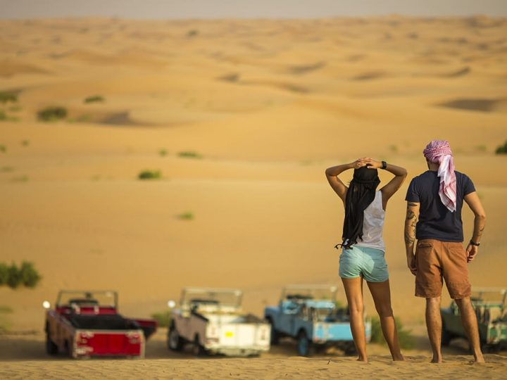 Dubai Desert Safari | Morning Desert Safari, Evening Desert Safari and an Overnight Desert Safari