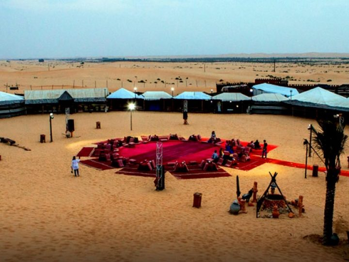 Dubai Desert Safari: A Grand Time for Tourists