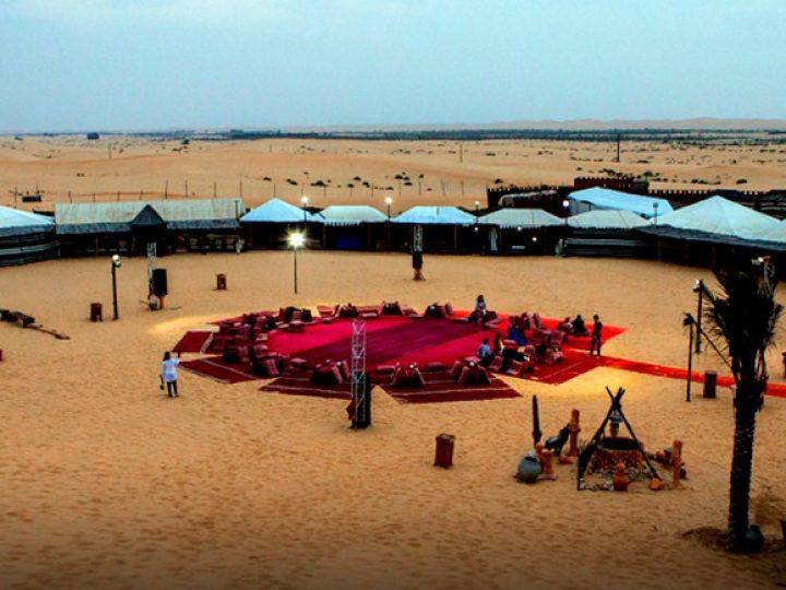 Dubai Desert Safari: A Grand Time for Tourists